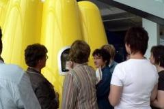 Ausflugs nach Bielefeld (Dr. Oetker) am 05.06.07